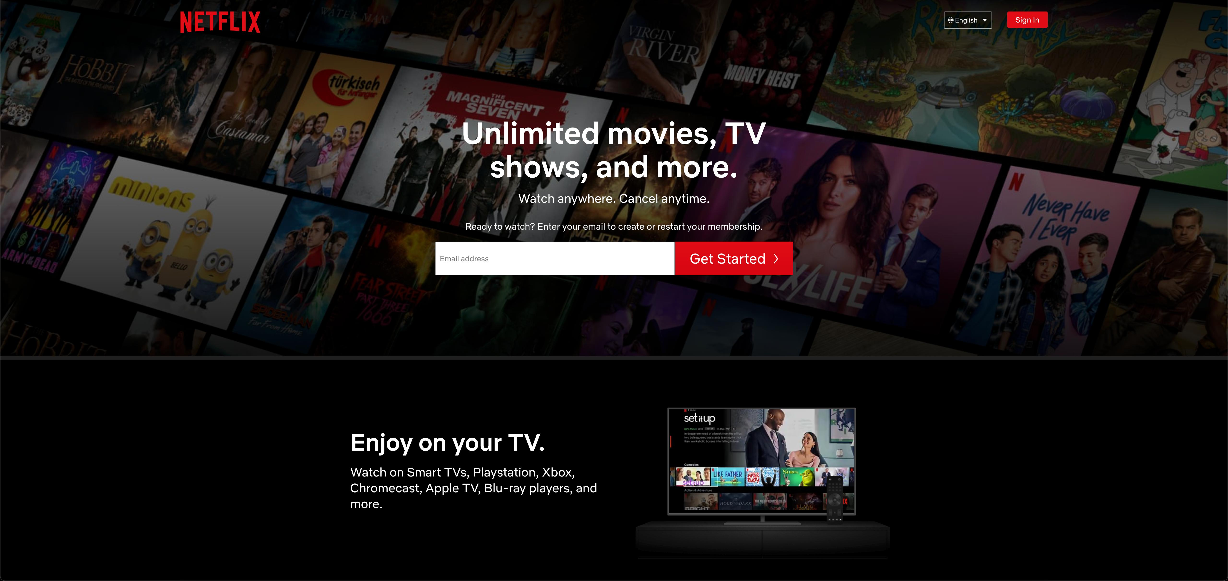 Buy Netflix Gift Cards Online