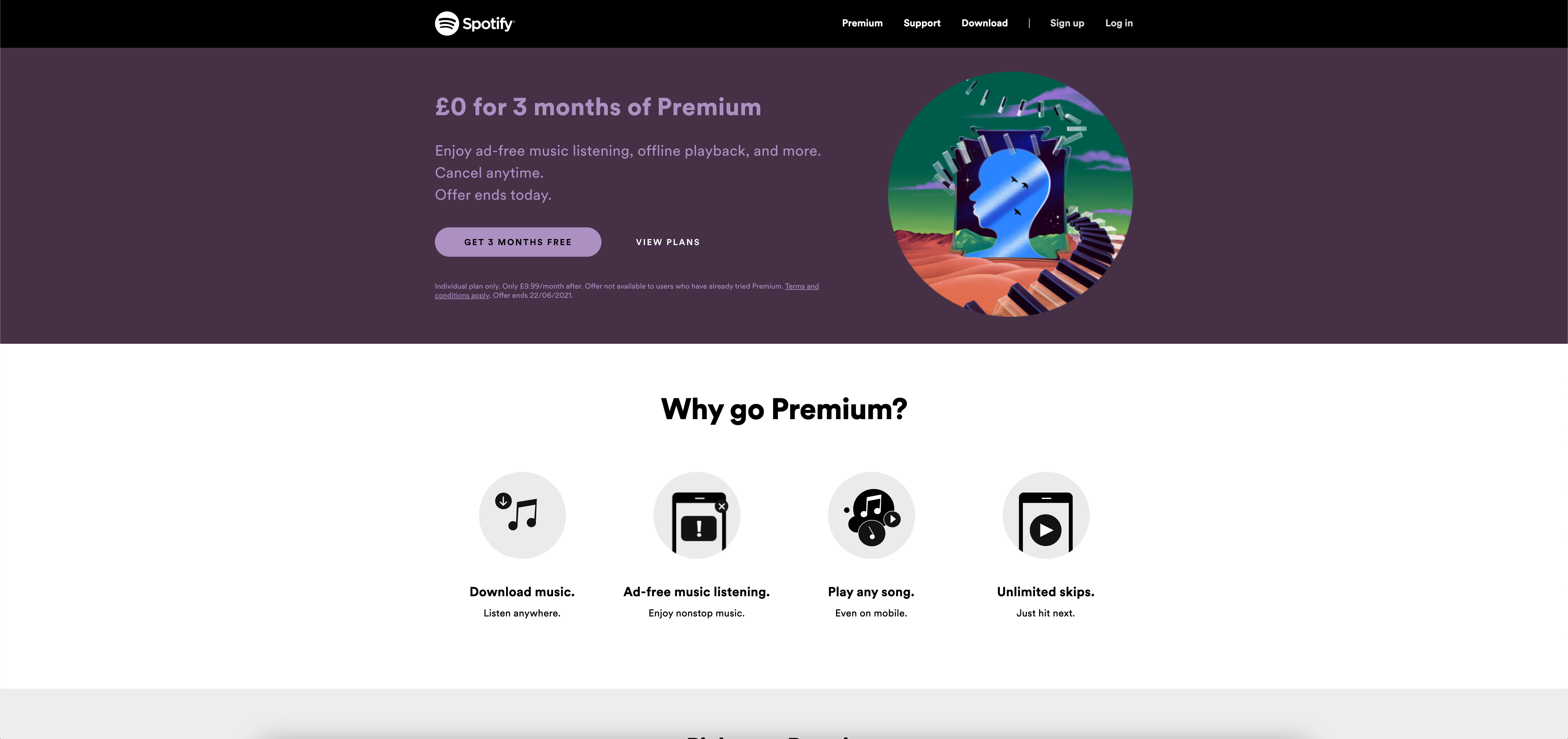 Spotify Premium Gift Cards