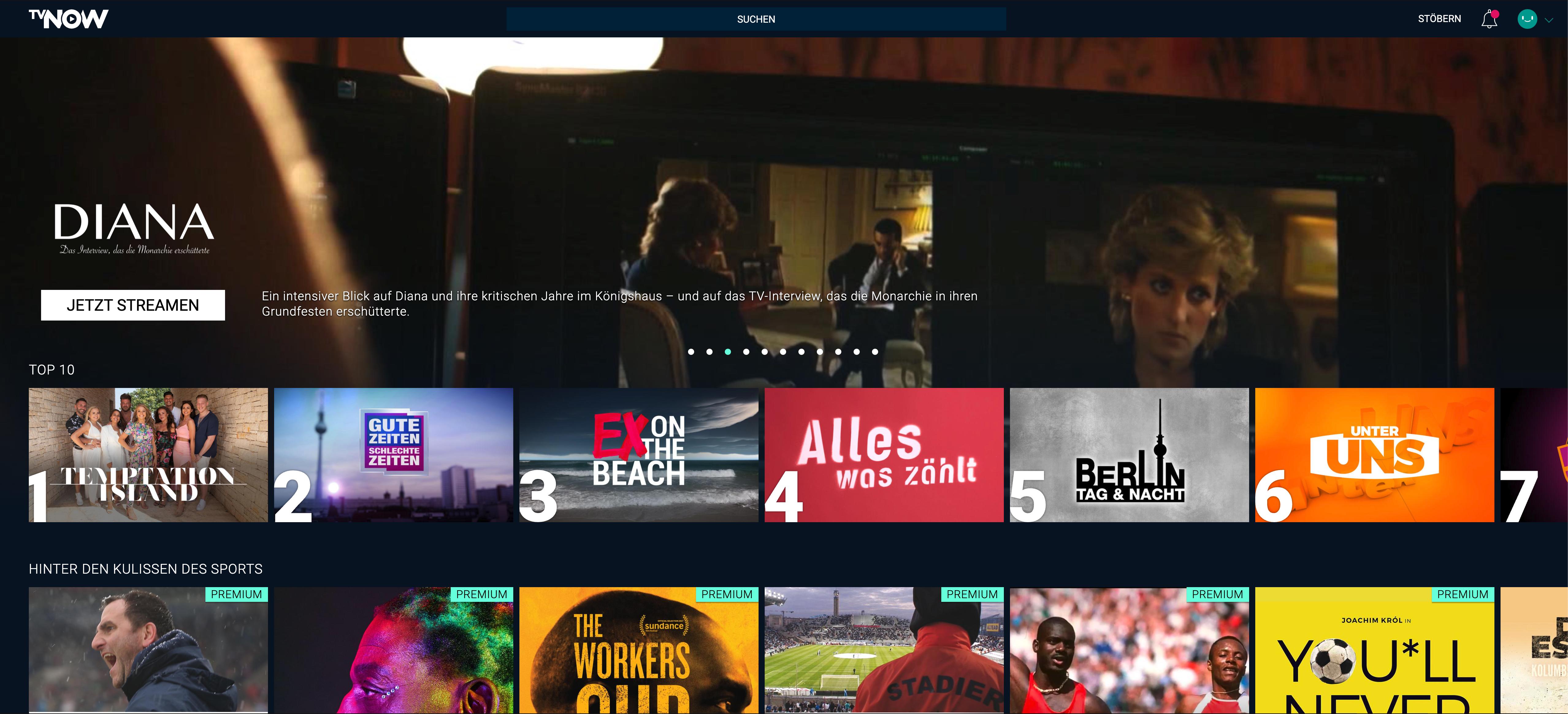 TV Now Karte online kaufen