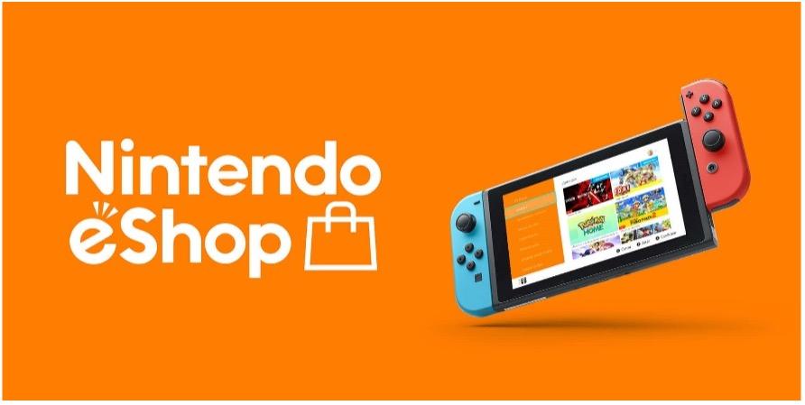Logotipo de Nintendo eShop
