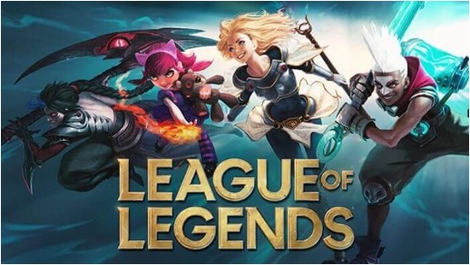 Banner oficial de League of Legends