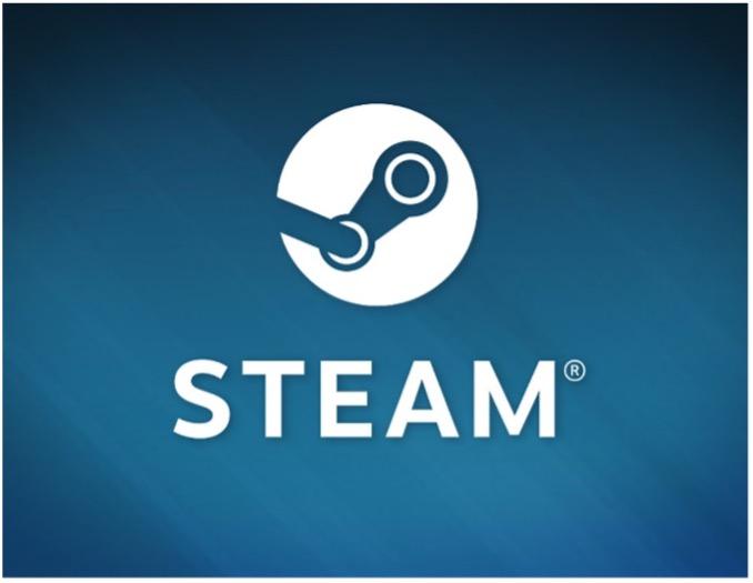 Logotipo oficial Steam