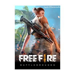 Free Fire 2420 Diamonds