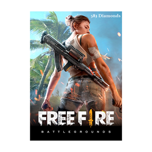 Free Fire 583 Diamonds
