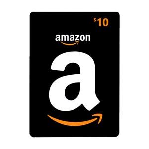 Amazon 10$ USD