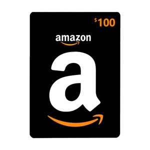 Amazon 100$ USD
