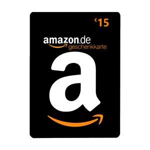 Amazon 15€