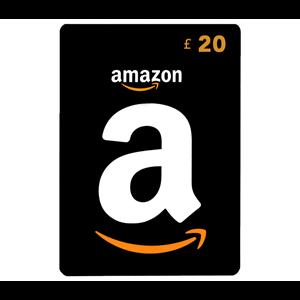 Amazon 20£ GBP