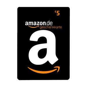 Amazon 5€