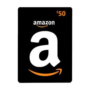 Amazon 50$ USD