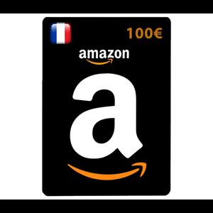 Amazon 100€ FR