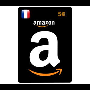 Amazon 5€ FR