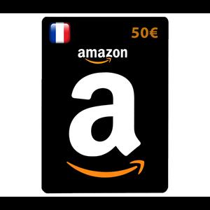 Amazon 50€ FR