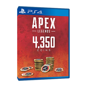 Apex Legends 4350 Coins 40€ PS4