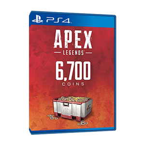 Apex Legends 6700 Coins 60€ PS4