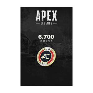 Apex Legends 6700 Coins 60€
