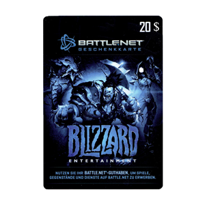 Battle.net 20$ USD