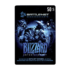 Battle.net 50$ USD