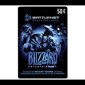 Battle.net 50€