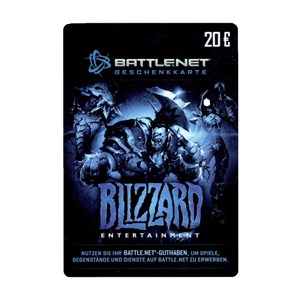 Battle.net 20€