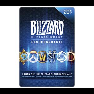 Blizzard 20€