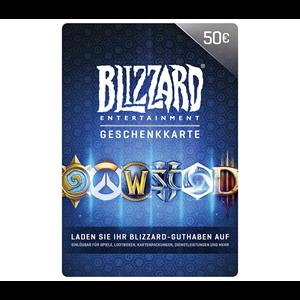 Blizzard 50€
