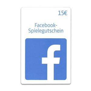 Facebook 15€