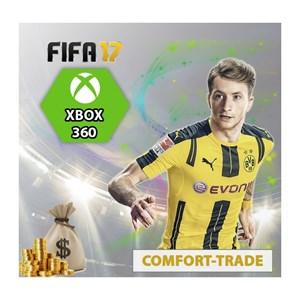 FIFA 17 UT Coins Xbox 360 Comfort Trade