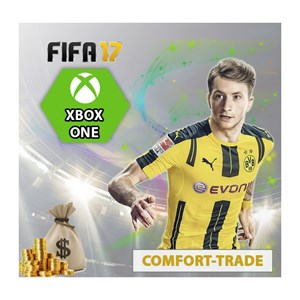 FIFA 17 UT Coins Xbox One Comfort Trade