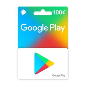 Google Play 100€ Euro