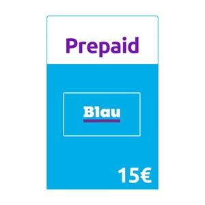 Blau.de Prepaid 15€
