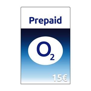 O2 Prepaid 15€