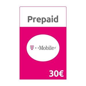 T-Mobile Prepaid 30€