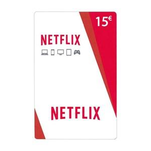Netflix 15€