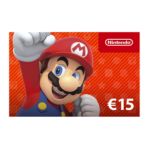 Nintendo eShop 15€