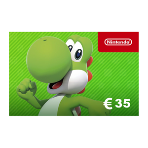 Nintendo eShop 35€