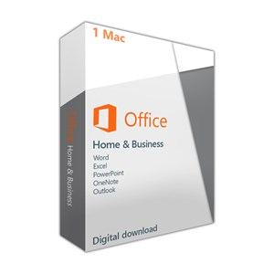Microsoft Office 2019 Mac Home & Business
