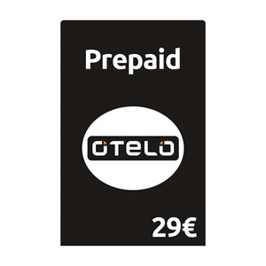 Otelo Prepaid 29€