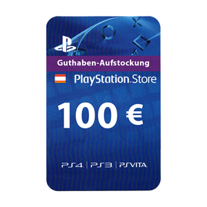 Playstation Network PSN AT 100€