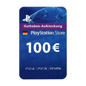 Playstation Network PSN DE 100€