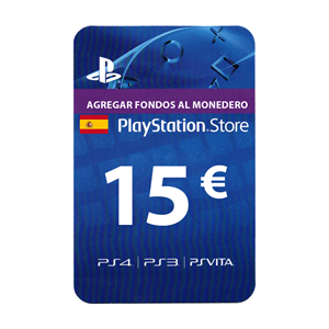 Playstation Network PSN ES 15€