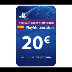 Playstation Network PSN ES 20€