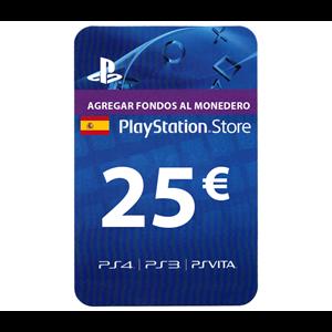 Playstation Network PSN ES 25€