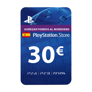 Playstation Network PSN ES 30€