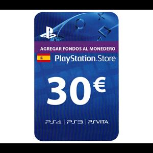Playstation Network PSN ES 30€