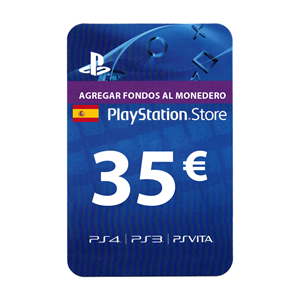 Playstation Network PSN ES 35€