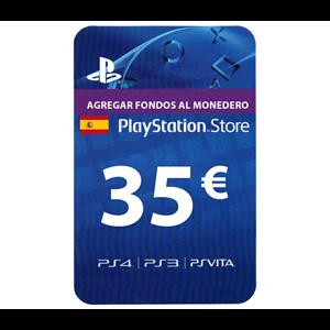 Playstation Network PSN ES 35€