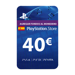 Playstation Network PSN ES 40€