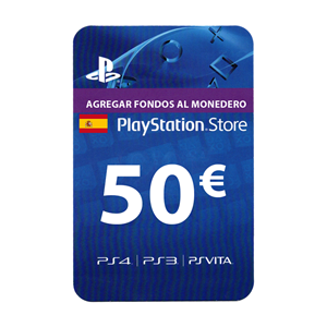 Playstation Network PSN ES 50€