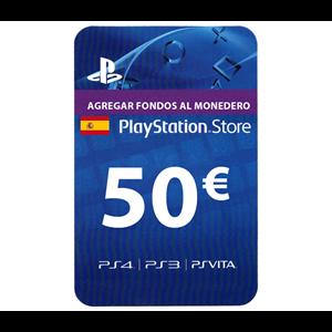 Playstation Network PSN ES 50€
